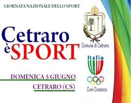 Fiera dello sport a Cetraro