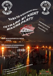Cetraro by Night Bikers Party 2011