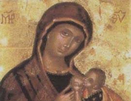 Icona Madonna delle Grazie a Cetraro