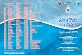 Giro d'Italia a Vela a Cetraro
