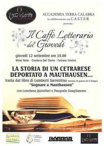Caffe letterario Cetgraro