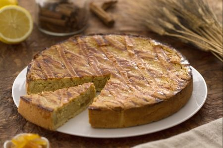 pastiera ricetta originale