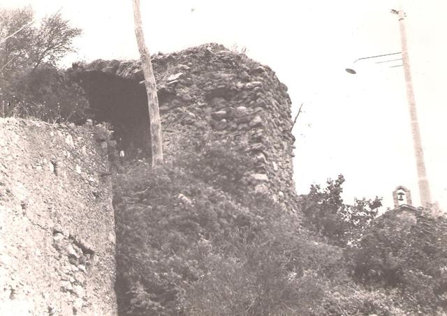 Arco della Porta di Mare (foto effettuata con l'amico Egidio Cipolla)