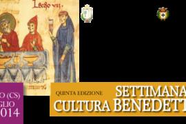 Settimana della cultura Benedettina 2014: il programma
