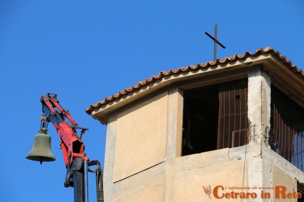 Demolizione della chiesa