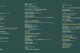 Al via il Festival del fumetto: il programma completo