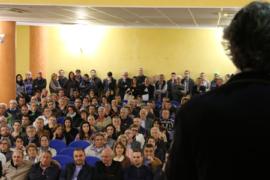 Incontro pubblico con Mario Oliverio: le foto