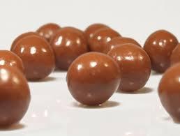 Praline di cioccolato all'arancia