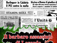 Il barbaro assassinio di Losardo nei giornali degli anni Ottanta