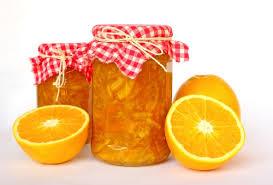 Marmellata di arance con olivello spinoso