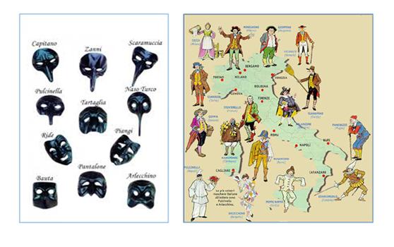 libro gratis le maschere di carnevale cetraro in rete