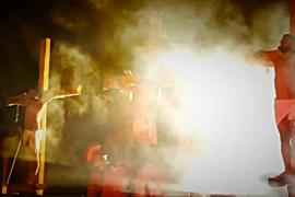 La Passione di Cristo, 29 marzo 2015, San Filippo: il video