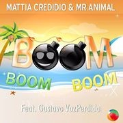 Boom Boom Boom, il disco di Mattia Credidio e Mr.Animal