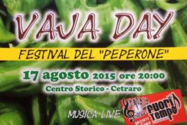 Festival del Peperone: 17 agosto 2015, Cetraro paese