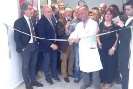 Inaugurata la nuova Tac e il Centro di Radiodiagnostica presso l'Ospedale di Cetraro
