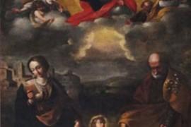 Girolamo Imparato nella chiesa di san Gaetano di Cosenza