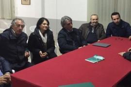 """Il PD incontra Aieta: """"subito iniziative su temi strategici"""""""