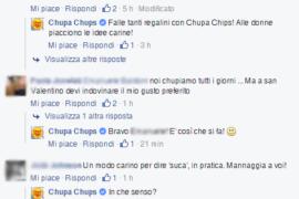 Chupa Chups: cosa sta succedendo su Facebook?