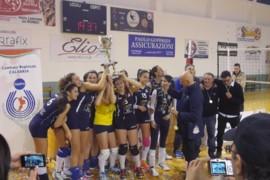 Cetraro: finale di pallavolo femminile Coppa Calabria. Qualche foto