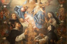 Giuseppe Castellano nel Museo Civico d'Altomonte