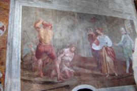 La 'Decollazione del Battista' di Giovan Battista Colimodio ad Orsomarso