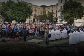 Cetraro, quarta edizione dell'Infiorata: 29.05.2016