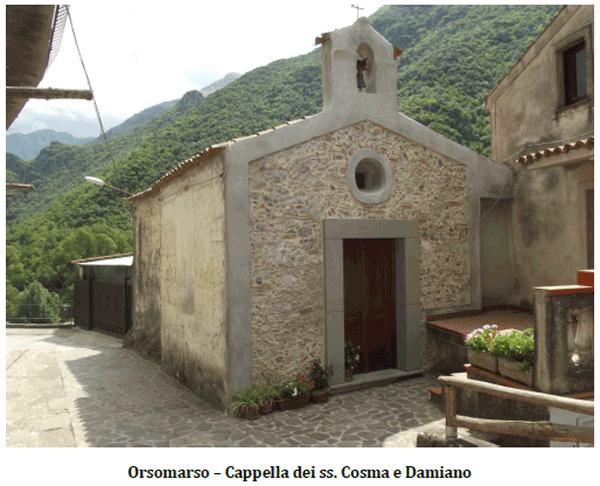 Orsomarso-–-Cappella-dei-ss.-Cosma-e-Damiano