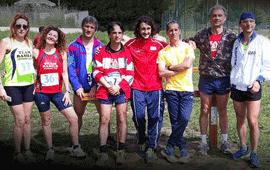 Campionati provinciali individuali pista 2016: il Team Basile si aggiudica 7 titoli