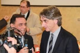 Giuseppe Aieta incontra i sindaci del Tirreno: 29 giugno all'hotel San Michele