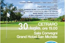 Calabria Golf Destination: Cetraro, 30 luglio 2016