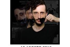"""""""IL MIO CANTO LIBERO"""": lo spettacolo di Marco Losardo, 12 agosto 2016, ore 21.00"""