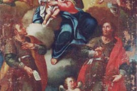 Francesco Basile nel Museo Diocesano di Nicotera