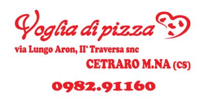 Voglia di pizza, Cetraro