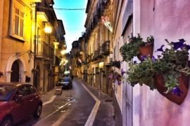 """Corso Roma: """"la via dei fiori"""""""