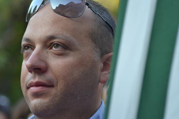 Samuele Losardo, consigliere con delega alle politiche sociali del Comune di Cetraro