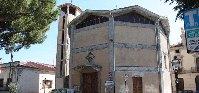 La vecchia chiesa del borgo San Marco, Cetraro