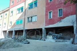 Adeguamento alla normativa sismica per la scuola materna di Cetraro centro