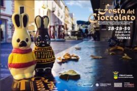 Festa del Cioccolato a Cosenza, XIV edizione