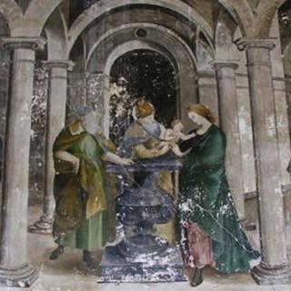 Una Circoncisione nella chiesa dell'Addolorata a Fiumefreddo Bruzio