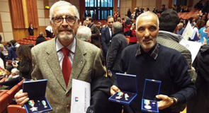 Due importanti riconoscimenti per Luciano Basile