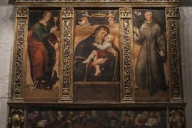 Pietro Negroni nella chiesa di s. Maria di Portosalvo a Palermo