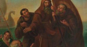 Giovan Battista Santoro nella chiesa di Portosalvo ad Ischia