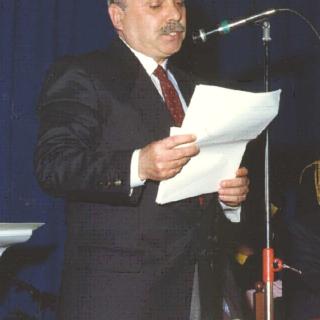 Convegno del PSI per ricordare il sindaco Marchetti