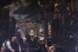 Mattia Preti a Siena