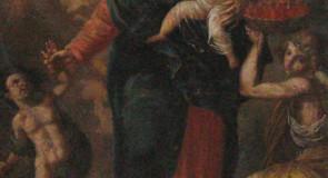 La Madonna del Lume di Antonio Granata a S. Lucido