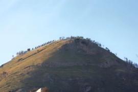 250.000 € per la qualificazione e valorizzazione del Monte Serra