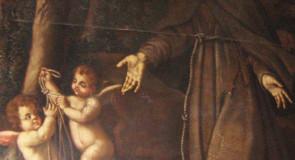 Domenico Oranges nella chiesa della Riforma di Cosenza