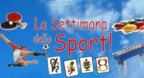 Settimana dello Sport: sesta edizione, 2-9 agosto