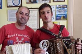 Cetraro, Gabriele Bellini è campione del mondo di organetto