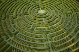Cosa sono i labirinti effimeri?